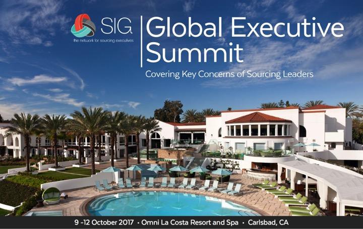 SIG Summit Brochure