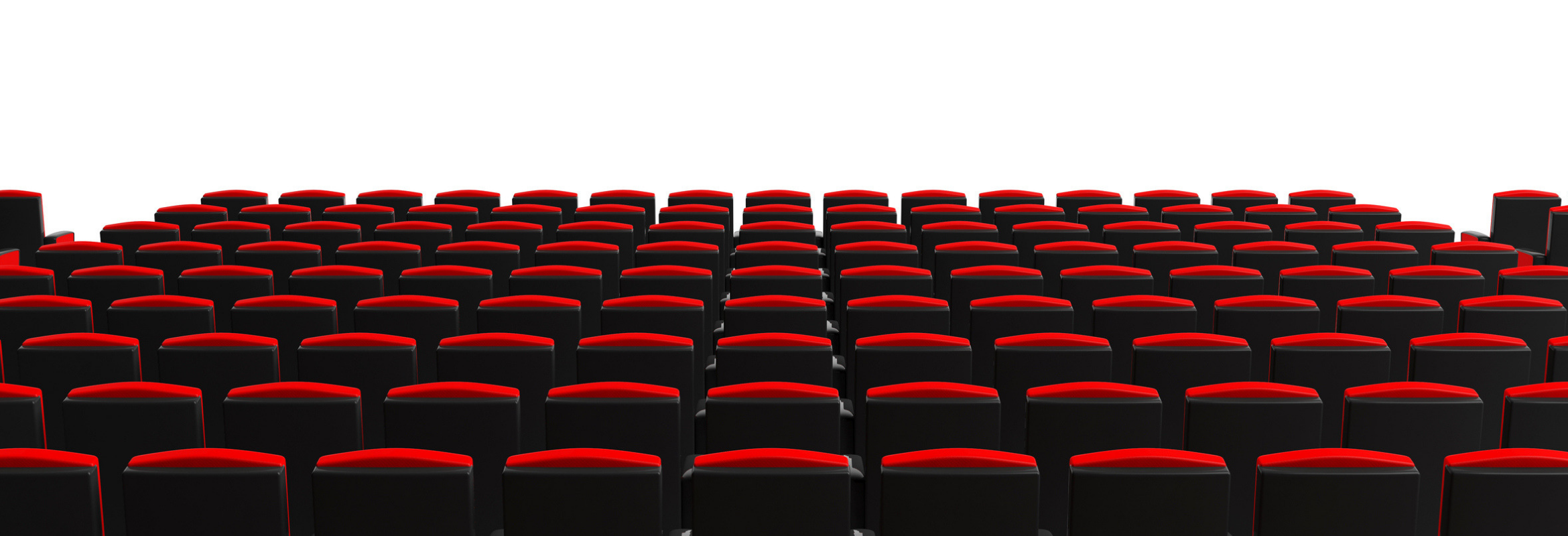 An image of movie theater seats.
