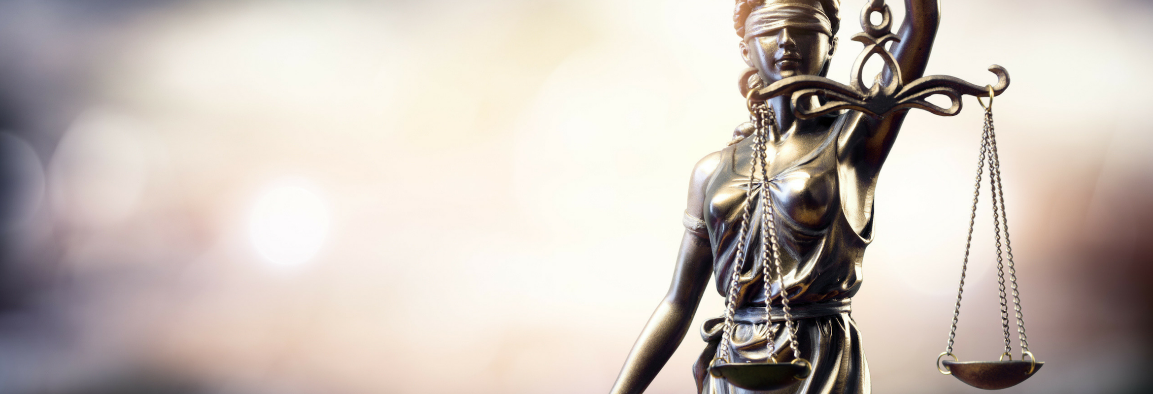 An image of lady justice