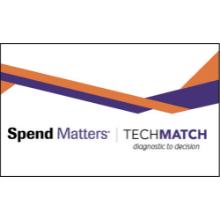 Spend Matters TechMatch