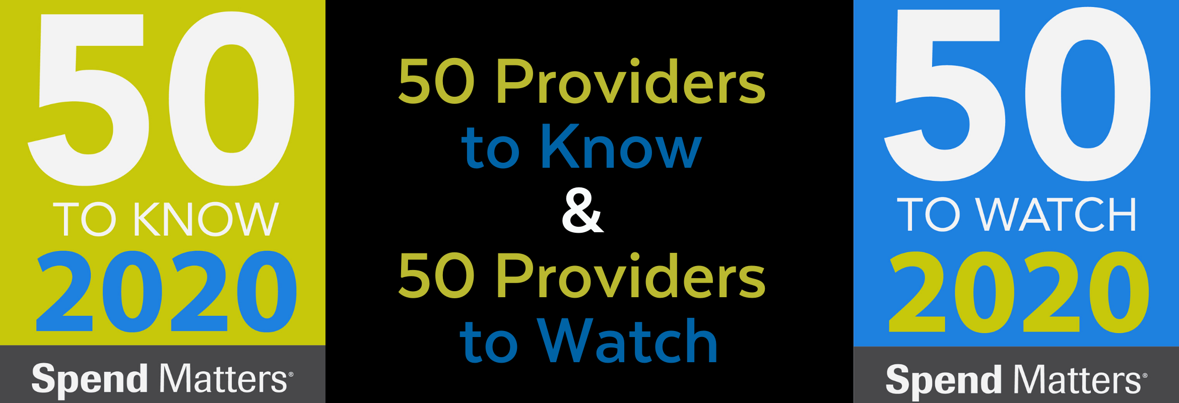 50 providers to know, 50 providers to watch