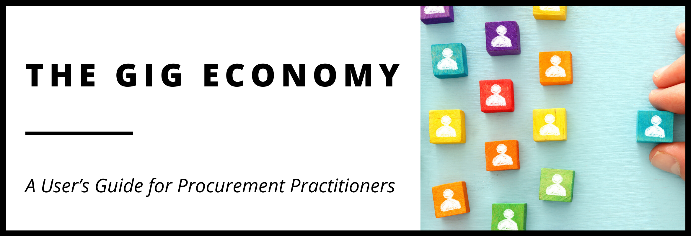How procurement can make the gig economy work for them.