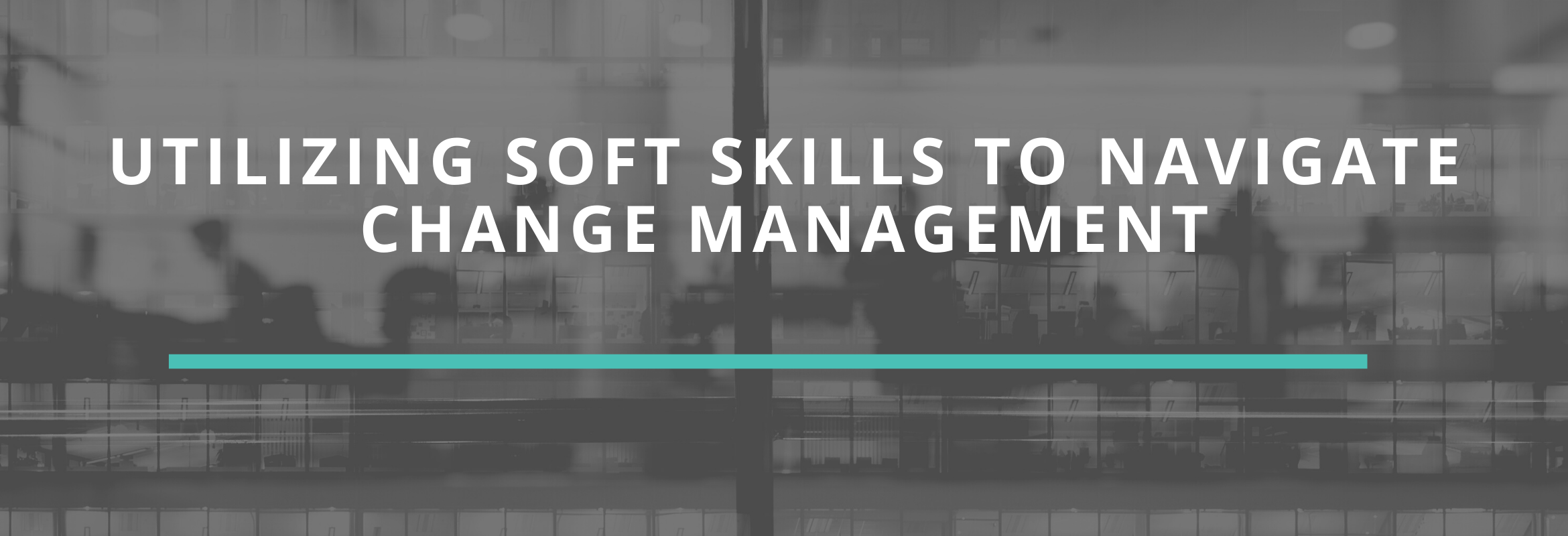 Kimberly Morelli discusses how essential components such as soft skills and change management can be.