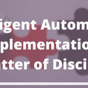 Intelligent Automation for procurement
