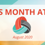Virtual trainings, webinars and industry research updates for SIG members in August.