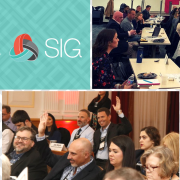 Here's what's happening in April at SIG: Future of Sourcing Awards, SIG University Certification, Outsource Magazine Renaming Contest